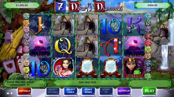 7 Dwarfs Diamonds Slot - Find Out Where to Play Online