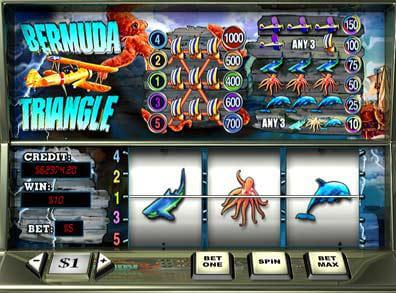 Play Bermuda Triangle Online Slot at Casino.com UK